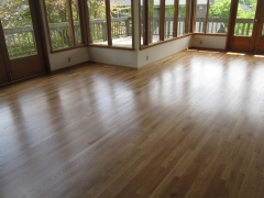 SELECT WHIT OAK SWEDISH FINISH